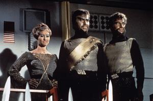 """Star Trek"" (Episode: Day of the Dove)Michael Ansara, Susan Howard1968 - Image 5088_0203"