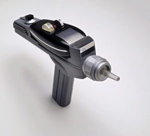 """""""Star Trek""""Phaser from the classic 1960s television show © 1996 Ron Avery - Image 5088_0317"""
