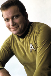 """Star Trek""William Shatner1966 © 1978 Ken Whitmore - Image 5088_0329"
