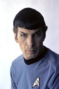 """Star Trek""Leonard Nimoy1966 © 1978 Ken Whitmore - Image 5088_0335"