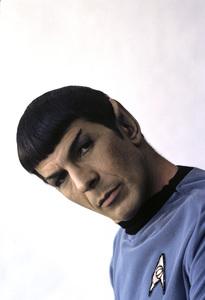 """Star Trek""Leonard Nimoy1966 © 1978 Ken Whitmore - Image 5088_0338"