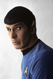"""Star Trek""Leonard Nimoy1966© 1978 Ken Whitmore - Image 5088_0339"