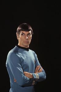 """Star Trek""Leonard Nimoy1968© 1978 Gene Trindl - Image 5088_0359"