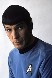 """Star Trek""Leonard Nimoy1966© 1978 Ken Whitmore - Image 5088_0371"