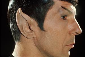 """Star Trek"" Leonard Nimoy 1967 © 1978 Gene Trindl - Image 5088_0389"