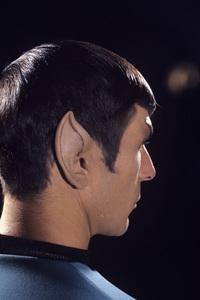 """Star Trek""Leonard Nimoy1968© 1978 Gene Trindl - Image 5088_0428"