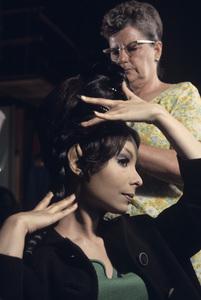"""Star Trek"" (Episode: Amok Time)Arlene Martel 1967© 1978 Gene Trindl - Image 5088_0430"