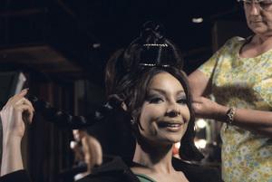 """Star Trek"" (Episode: Amok Time)Arlene Martel 1967© 1978 Gene Trindl - Image 5088_0432"