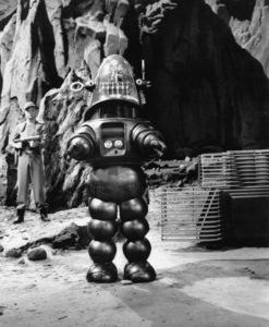 """Forbidden Planet"", Robby the Robot, MGM, 1956, **I.V - Image 5089_0023"