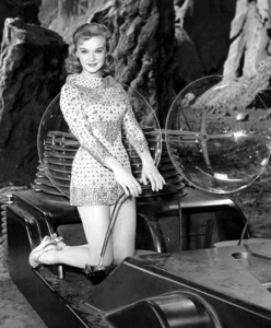 """""""Forbidden Planet""""Anne Francis, MGM, 1956, **I.V. - Image 5089_0028"""