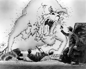 """Forbidden Planet"", MGM, 1956, **I.V - Image 5089_0034"