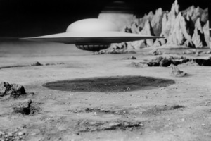 """Forbidden Planet""1956, MGM, **I.V. - Image 5089_0046"