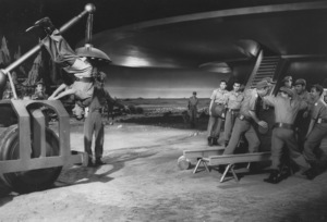 """Forbidden Planet""1956, MGM  **I.V. - Image 5089_0049"