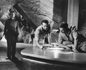 """""""Forbidden Planet""""Leslie Nielsen, Walter Pidgeon, 1956, MGM, **I.V. - Image 5089_0054"""