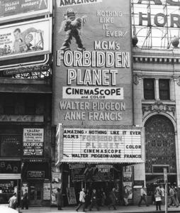 """Forbidden Planet""1956, MGM  **I.V. - Image 5089_0057"
