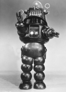 """""""Forbidden Planet""""Robbie the Robot1956 MGM - Image 5089_3"""