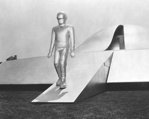 """""""The Day the Earth Stood Still""""Michael Rennie1951 20th **I.V. - Image 5090_0008"""
