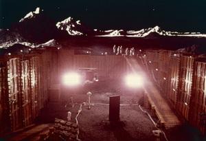 """""""2001: A Space Odyssey""""1968 MGMPhoto by John Jay - Image 5091_0123"""
