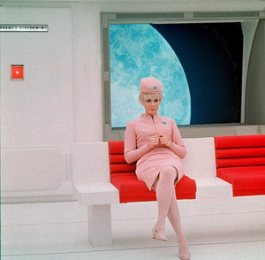 """2001: A Space Odyssey,"" MGM 1968.Photo By John Jay / MPTV - Image 5091_0160"