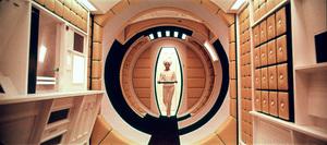 """2001: A Space Odyssey,"" MGM 1968.Photo By John Jay / MPTV - Image 5091_0167"