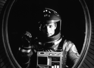 """""""2001: A Space Odyssey,""""Keir Dullea.  1968/MGM © 1978 John Jay - Image 5091_0176"""