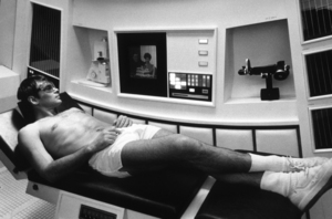 """2001: A Space Odyssey,""Gary Lockwood1968/MGM © 1978 John Jay - Image 5091_0180"