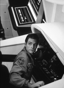 """""""2001: A Space Odyssey,""""Keir Dullea.  1968/MGM © 1978 John Jay - Image 5091_0195"""