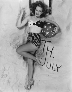 Holiday Category (4th of July)Angela Greene1946Photo by Longworth - Image 5093_0048