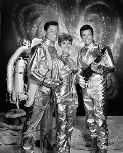 """Lost in Space""Guy Williams, June Lockhart, Mark Goddard1965Photo by Gabi Rona - Image 5095_0016"