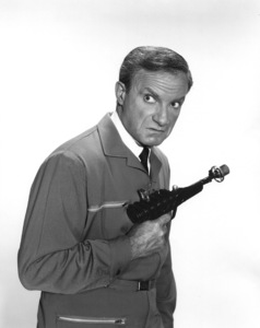 """""""Lost In Space"""" Jonathan Harris 1966 © 2009 Space Productions Photo by Gabi Rona - Image 5095_0028"""