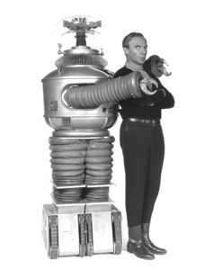 """""""Lost In Space"""" Jonathan Harris 1966 © 2009 Space Productions Photo by Bud Gray - Image 5095_0032"""