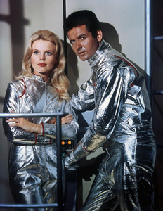 """Lost in Space""Marta Kristen, Mark Goddardcirca 1965© 2015 Legend Pictures, LLC - Image 5095_0100"