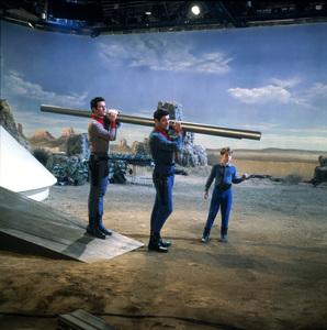 """Lost in Space""Mark Goddard, Guy Williams, Bill Mumycirca 1965© 2015 Legend Pictures, LLC - Image 5095_0106"