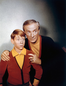 """Lost in Space""Bill Mumy & Jonathan Harriscirca 1966 © Space Productions**I.A. - Image 5095_0112"