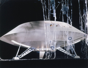 """""""Lost in Space"""" Spaceship circa 1965 © 2009 Space Productions ** I.A. - Image 5095_0113"""