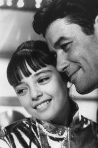 """""""Lost in Space"""" Angela Cartwright & Guy Williams circa 1965 © 2009 Space Productions ** I.A. - Image 5095_0121"""