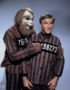 """""""Lost in Space"""" Jonathan Harris circa 1965 © 2009 Space Productions ** I.A. - Image 5095_0122"""