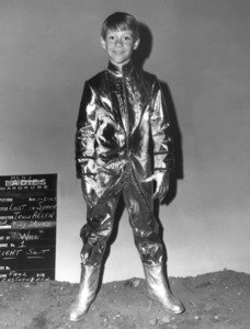"""""""Lost in Space"""" Bill Mumy circa 1965 © 2009 Space Productions ** I.A. - Image 5095_0139"""