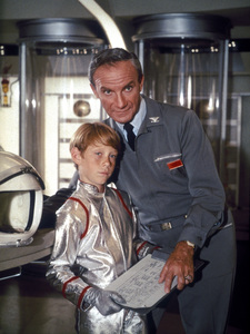 """""""Lost in Space""""Bill Mumy, Jonathan Harriscirca 1965© 2015 Legend Pictures, LLC - Image 5095_0144"""