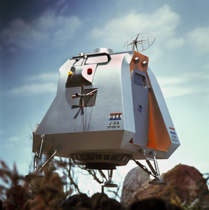 """""""Lost in Space""""Spaceshipcirca 1965© Space Productions**I.A. - Image 5095_0176"""