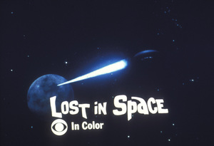 """""""Lost in Space"""" Lobby Card circa 1965 © 2009 Space Productions ** I.A. - Image 5095_0184"""