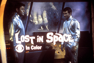 """""""Lost in Space"""" Lobby Card circa 1965 © 2009 Space Productions ** I.A. - Image 5095_0186"""