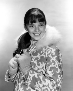 """""""Lost in Space"""" Angela Cartwright circa 1965 © 2009 Space Productions Photo by Gabi Rona - Image 5095_0205"""