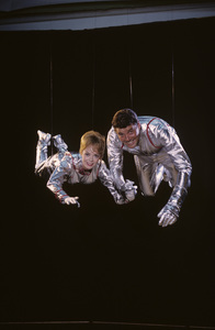 """Lost in Space""June Lockhart, Guy Williams1965© 1978 Gene Trindl - Image 5095_0228"