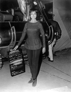 """""""Lost in Space"""" (Season 1)June Lockhart1965Photo by Gabi Rona© 2015 Legend Pictures, LLC - Image 5095_0234"""