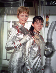 """Lost in Space"" (Season 1)June Lockhart, Angela Cartwright1965Photo by Gabi Rona© 2015 Legend Pictures, LLC - Image 5095_0249"