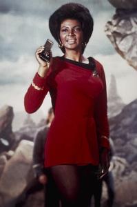 """""""Star Trek"""" Nichelle Nichols1966 Paramount - Image 5099_0246"""