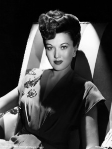 Ginny Simms1943Photo by Laszlo Willinger - Image 5109_0001