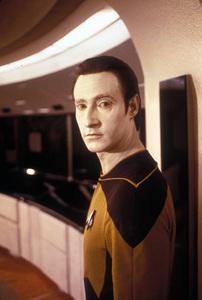"""Star Trek: The Next Generation""Brent Spiner1993 Paramount © 1993 Gene Trindl - Image 5115_0288"