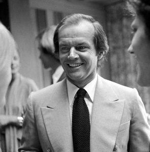 Jack Nicholson at Michael Douglas